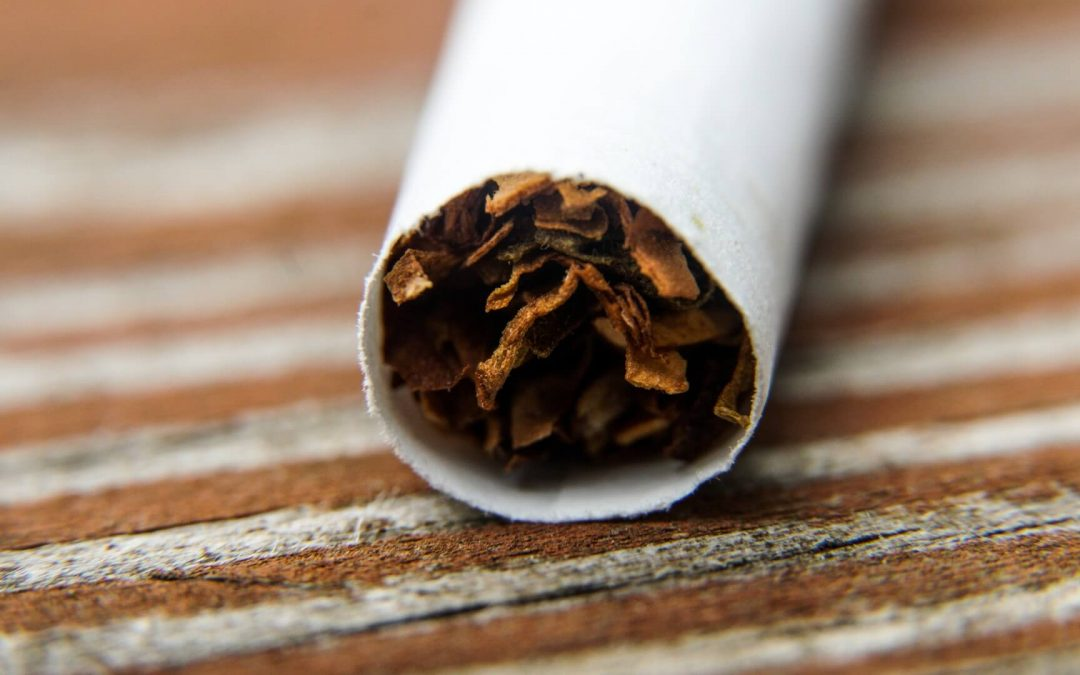 Golfing Tobacco Smuggler Putt In Jail